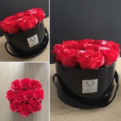 Flower Box (savon) ROND